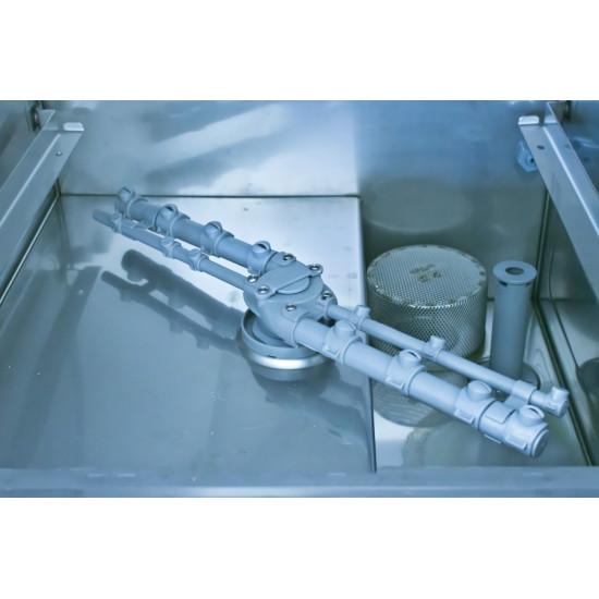 Prodis E35, 350mm Heavy Duty Glass Washer, Gravity Drain