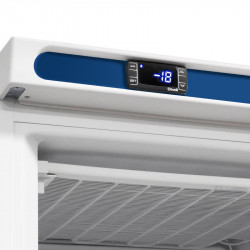 Prodis HC201FSS Under Counter Stainless Steel Storage Freezer