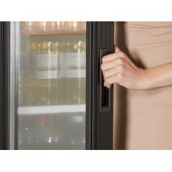 Prodis XD380 Single Door Tall Shop Display Fridge