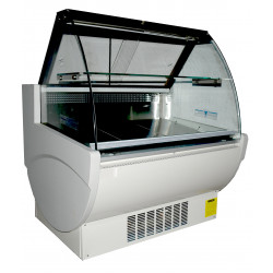 Refubished Invicta Neo N100C Curved Glass 1m Serve Over Counter