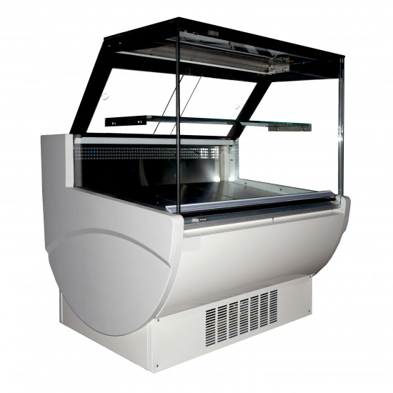 Refubished Invicta Neo N100F Flat Glass 1m Serve Over Counter