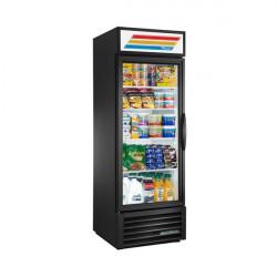 True GDM-23-HC~TSL01 Single Door Heavy Duty Glass Door Merchandiser 589 Litres