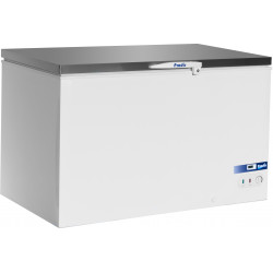 Prodis Arctic AR450SS, Stainless Steel Lid Chest Freezer, 450 Litres, 5 Year Full Warranty