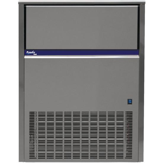 Prodis C60, 54kg Production Ice Maker, 30kg Storage Bin, Crystal Clear Ice