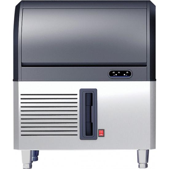 Prodis CL90, 102kg Production Ice Maker, 32kg Storage, Dice Shaped Ice Cubes