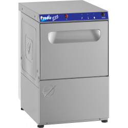 Prodis E35, 350mm Heavy Duty Glass Washer, Gravity Drain