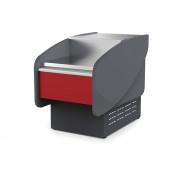 Prodis Java ECJ060BL - 600mm Till Counter