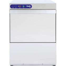 Prodis EV40G, 400mm Heavy Duty Electronic Glass Washer, Gravity Drain