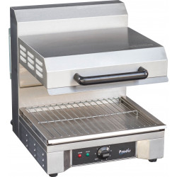 Prodis FAS23, Rise & Fall Adjustable Infra Red Salamander Grill
