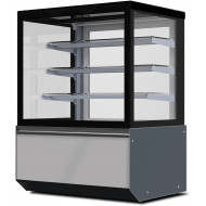 Prodis Florida F10R - Refrigerated 1m Flat Glass Patisserie Counter