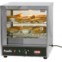 Prodis FPC20, 20 Pie Capacity Pie Cabinet, 2 Shelves
