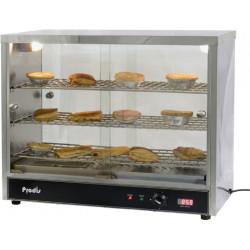 Prodis FPC60, 60 Pie Capacity Pie Cabinet, 3 Shelves