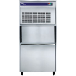 Prodis GR135, 135kg Production Flaked Ice Maker, 40kg Storage Bin