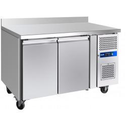 Prodis GRN-W2R Professional Two Door Stainless Steel Counter Fridge