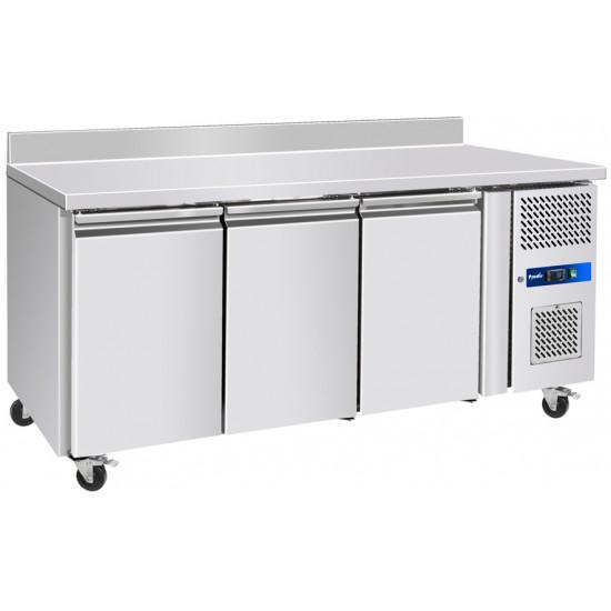 Prodis GRN-W3F Professional Three Door Stainless Steel Counter Freezer