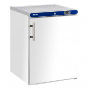 Prodis HC201R Under Counter White Storage Fridge