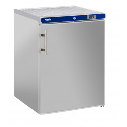 Prodis HC201RSS Under Counter Stainless Steel Storage Fridge