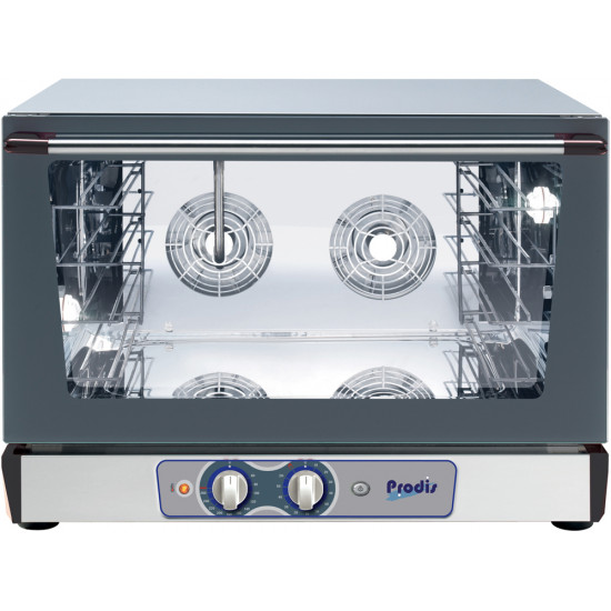 Prodis HS46H, High Speed 6kW Convection Oven With Humidity