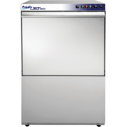 Prodis JET50D, 500mm Cabinet Dishwasher, Gravity Drain