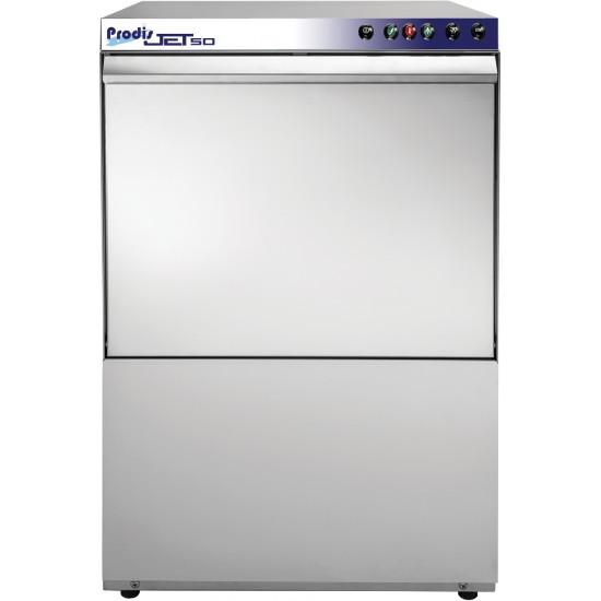 Prodis JET50DP, 500mm Cabinet Dishwasher, Drain Pump