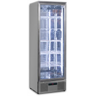 Prodis NT10ST-HC Single Door Stainless Steel Finish Upright Bottle Cooler
