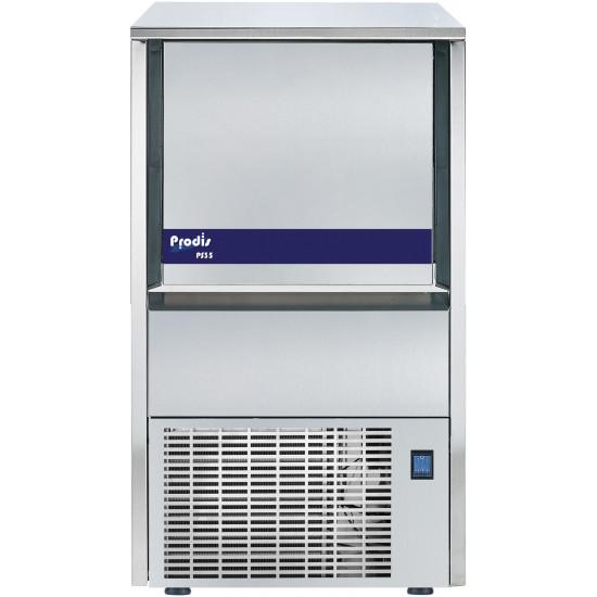 Prodis PS35, 31kg Production Ice Maker, 12kg Storage Bin, Paddle System Production