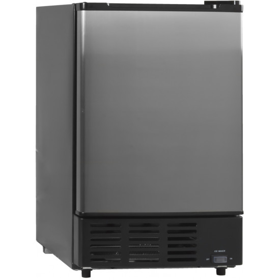 Prodis S6C, 6kg Automatic Ice Maker, No Drain Required