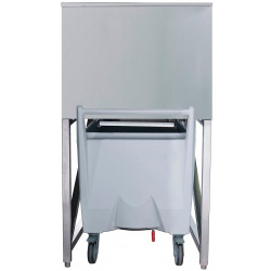 Prodis SC140 140kg Ice Transport System With Cart