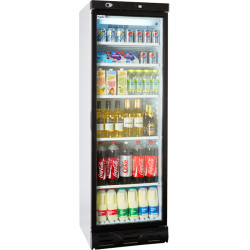 Prodis XD380 Single Door Tall Shop Display Fridge