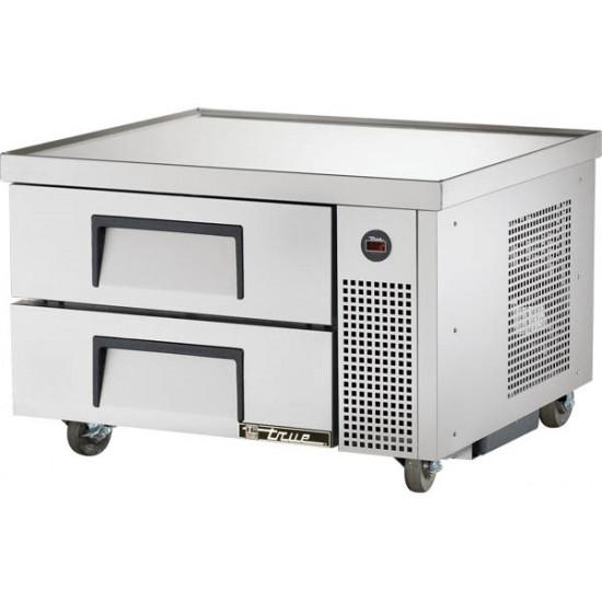 True TRCB-36, 2 Drawer Heavy Duty Refrigerated Chef Base