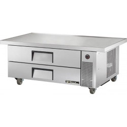 True TRCB-52-60, 2 Drawer Heavy Duty Refrigerated Chef Base