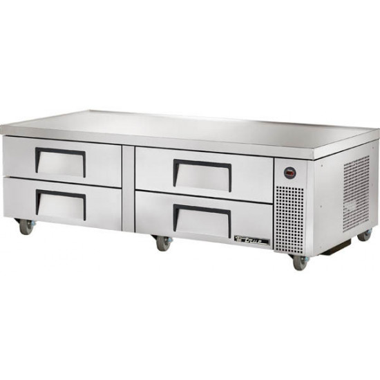 True TRCB-72, 4 Drawer Heavy Duty Refrigerated Chef Base