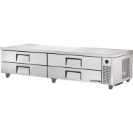 True TRCB-96, 4 Drawer Heavy Duty Refrigerated Chef Base